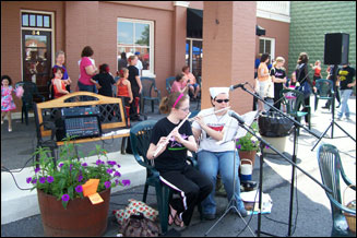 Spring Arts, Crafts and Music Festival